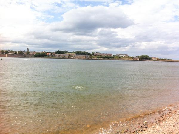Tweed-Flussmuendung-Spittal-Berwick-Northumberland