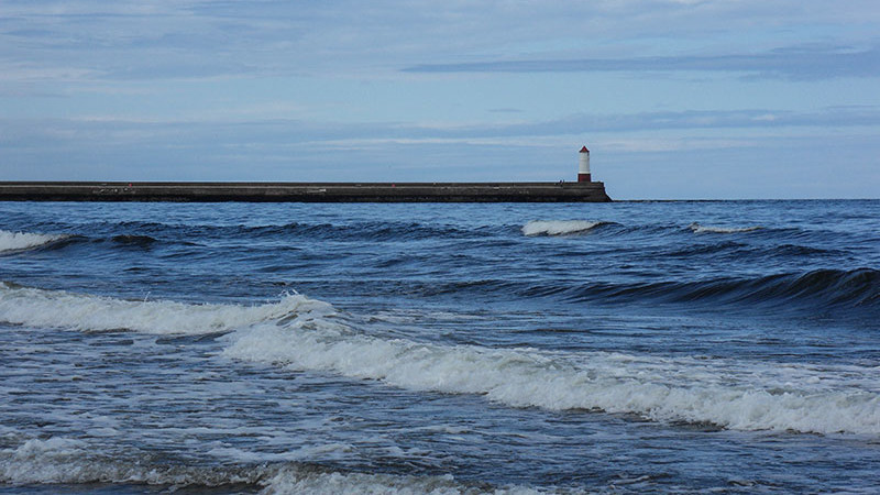Berwick-upon-Tweed-Leuchtturm-Northumberland